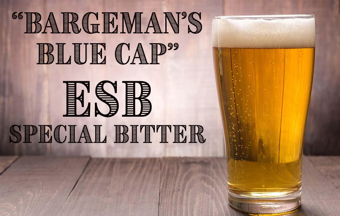 Bargeman's Blue Cap ESB Extra Special Bitter Recipe