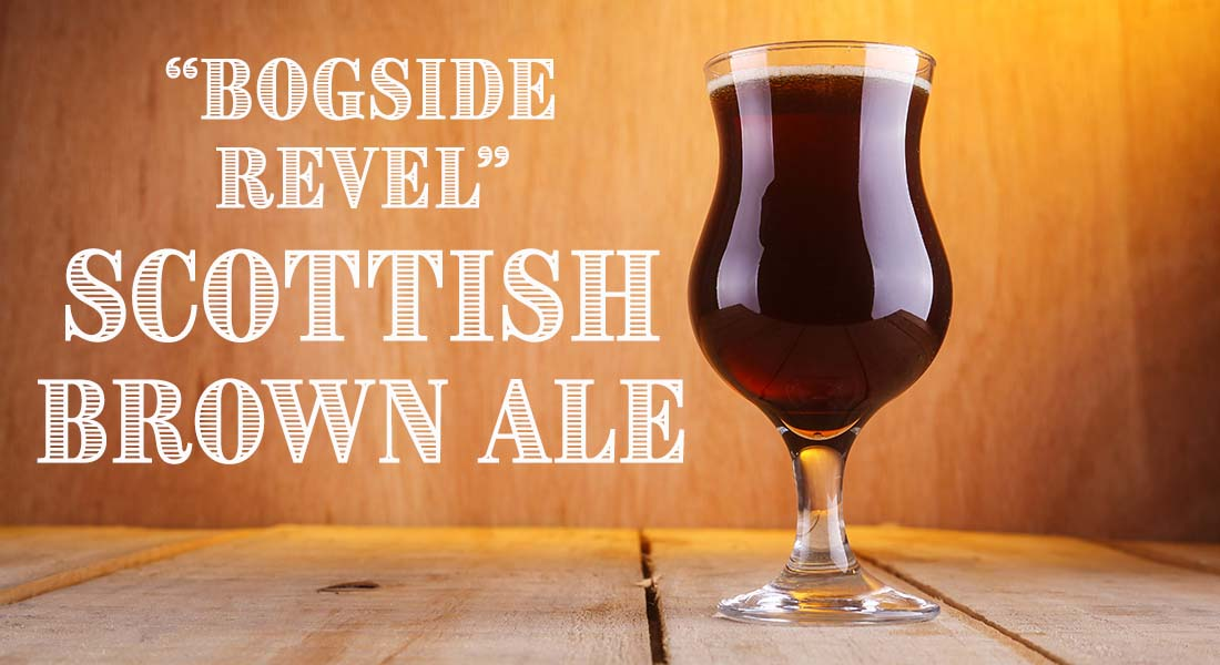 Bogside Revel Scottish Brown Ale Recipe