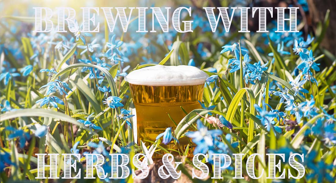 Brewing with Herbs and Spices Instructions and Recipe