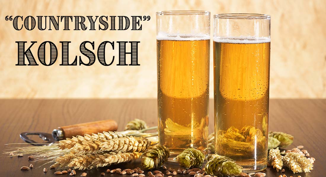 Countryside Kolsch Recipe