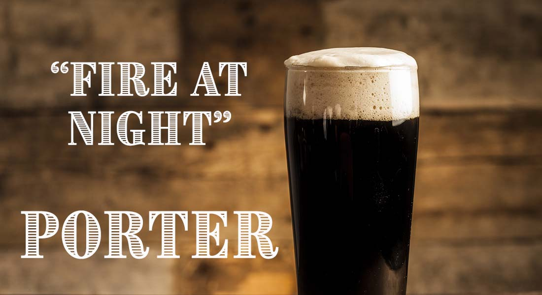 Fire At Night Porter Recipe