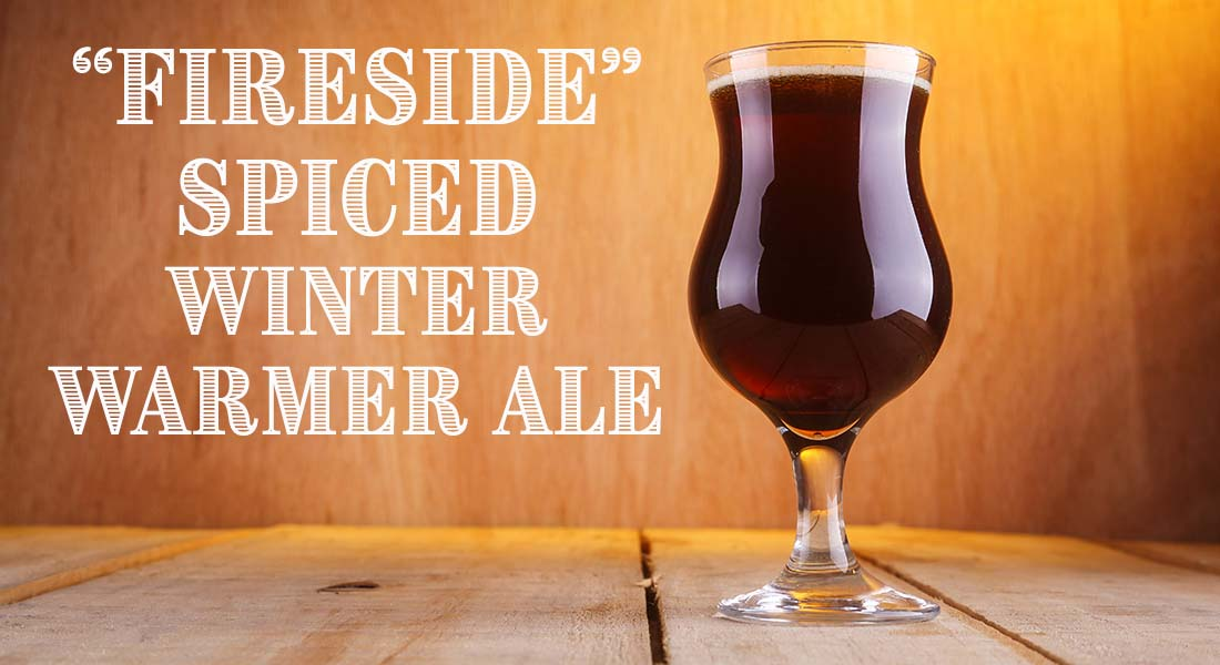 Fireside Spiced Winter Warmer Ale Recipe