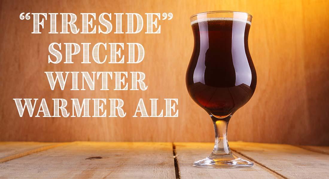 Fireside Spiced Winter Warmer Ale Recipe
