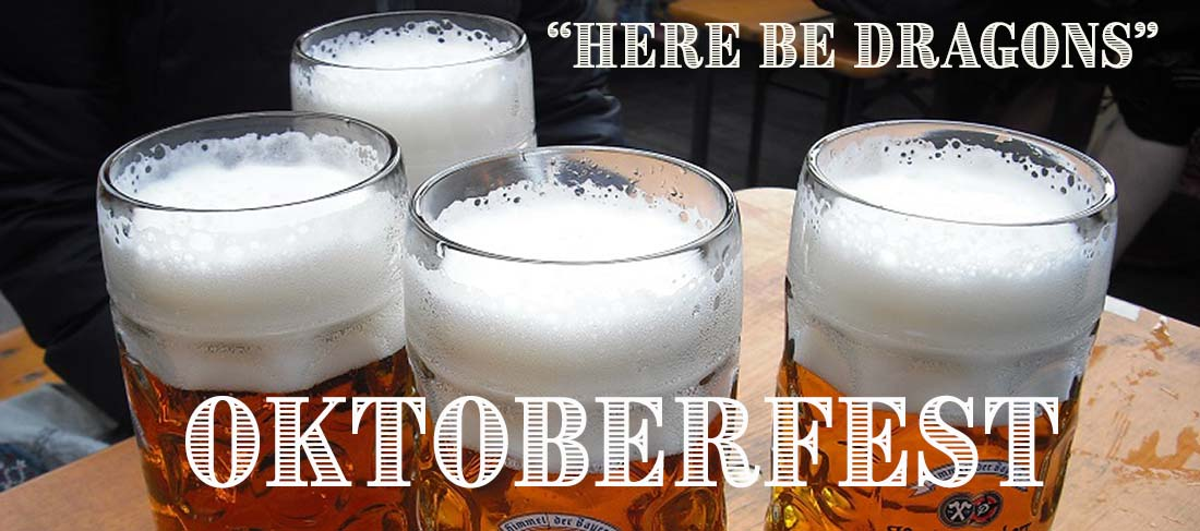 Here Be Dragons Oktoberfest Octoberfest Recipe