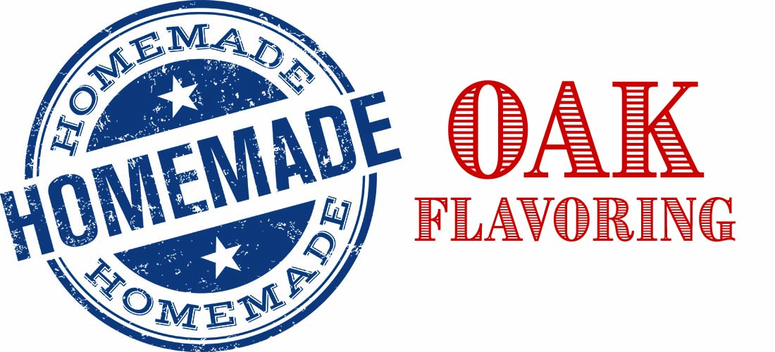 Homemade Oak Flavoring