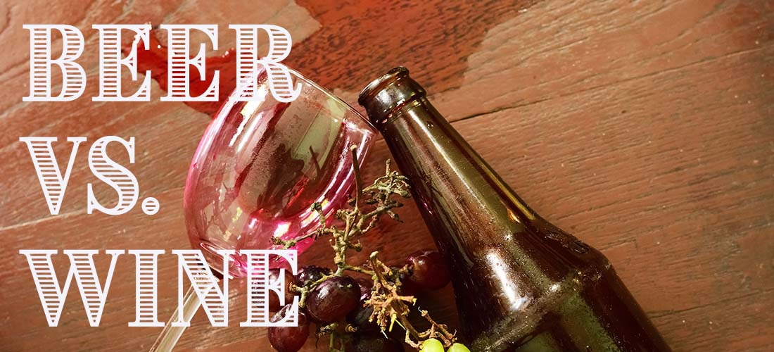 Beer Versus Wine - Which Is Harder to Make?