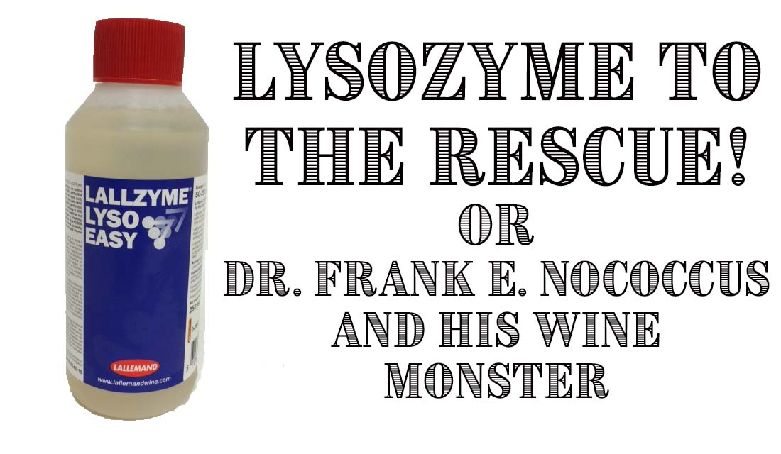 Lysozyme to The Rescue