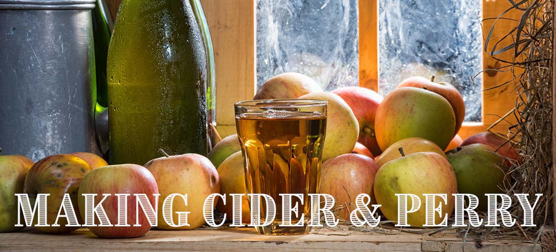 Standard Instructions for Making Hard Cider and Perry