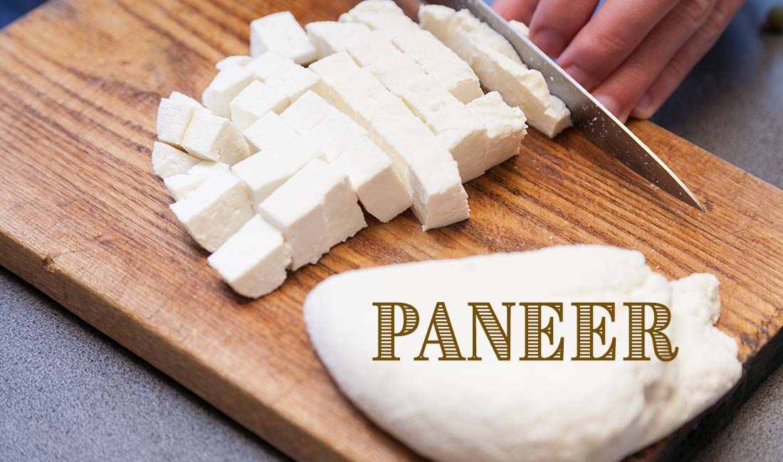 Paneer Cheesemaking Recipe