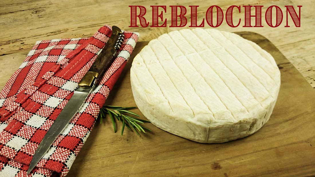 Reblochon Style Cheesemaking Recipe