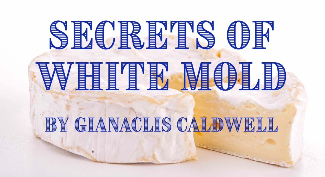 Secrets of White Mold Cheesemaking by Gianaclis Caldwell
