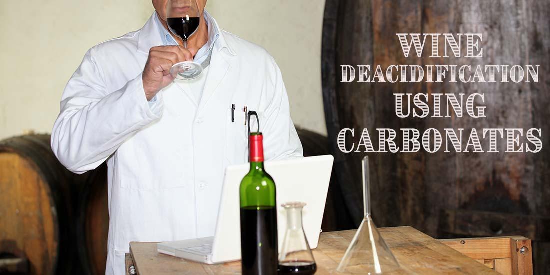 Potassium Bicarbonate Wine Deacidification