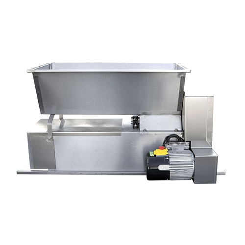 Motorized Stainless Grape Crusher Destemmer