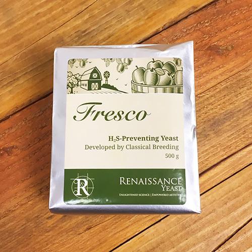 Fresco Cider Yeast - Fresco Renaissance Yeast