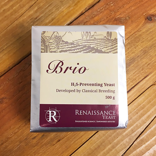 Brio Wine Yeast - 500 g