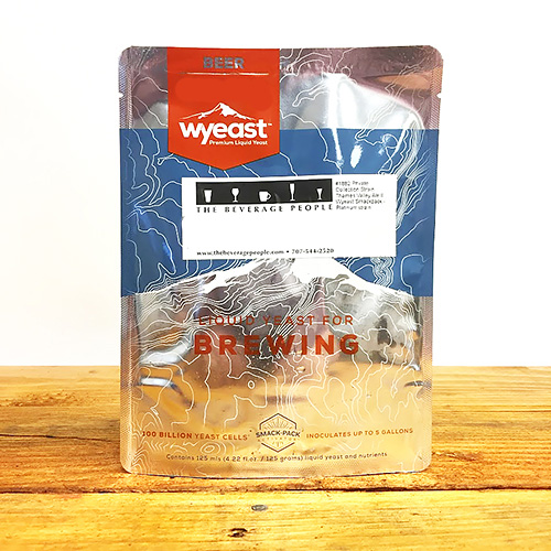 3031 Private Collection Strain Saison Brett Blend Wyeast Smackpack