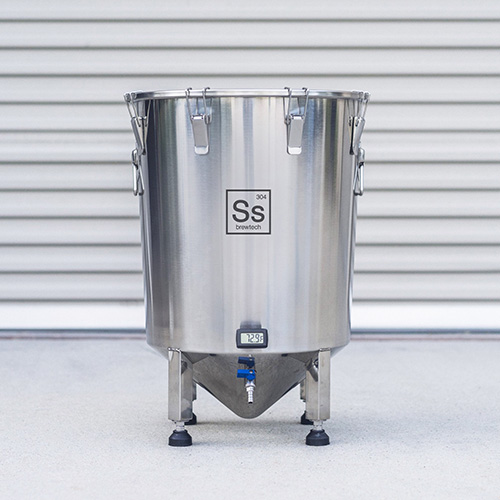 Ss Brew Bucket Stainless Fermentor Brew Master Edition - 14 gallon
