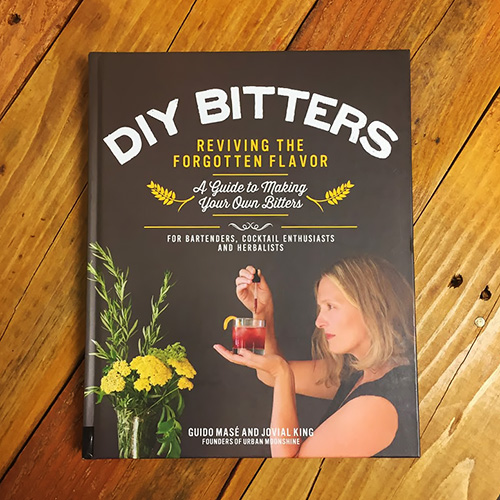 DIY Bitters - Guido Mase & Jovial King
