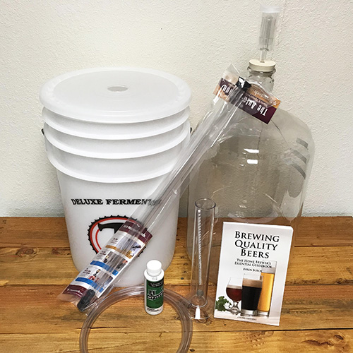 Beer Fermentation Kit - Plastic