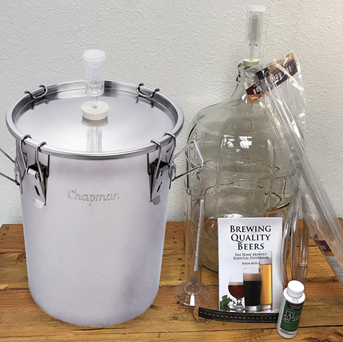 Beer Fermentation Kit - Stainless Steel