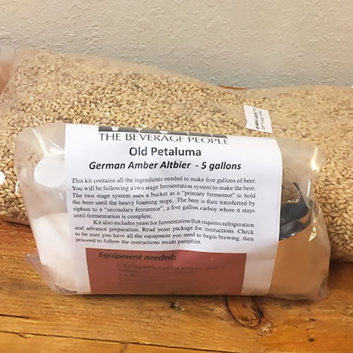 Old Petaluma German Altbier - All Grain Beer Kit