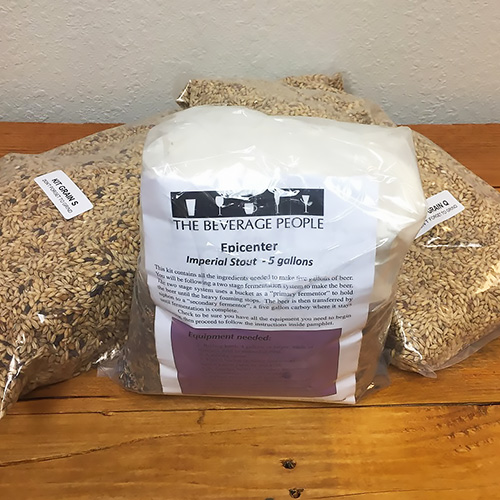 Epicenter Russian Imperial Stout - All Grain Beer Kit