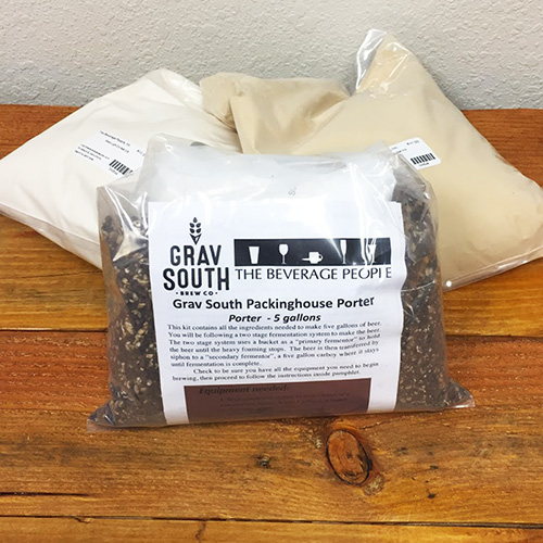 Grav South Packinghouse Porter Extract Kit