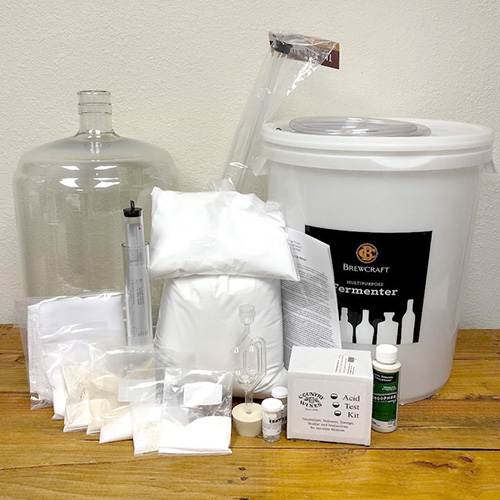 Fruit Wine Making Kits For Beginners