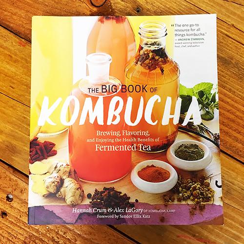 Kombucha SCOBY book