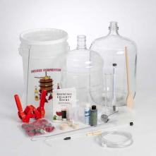 Deluxe Beer Brewing Equipment Kit for 5 Gallons