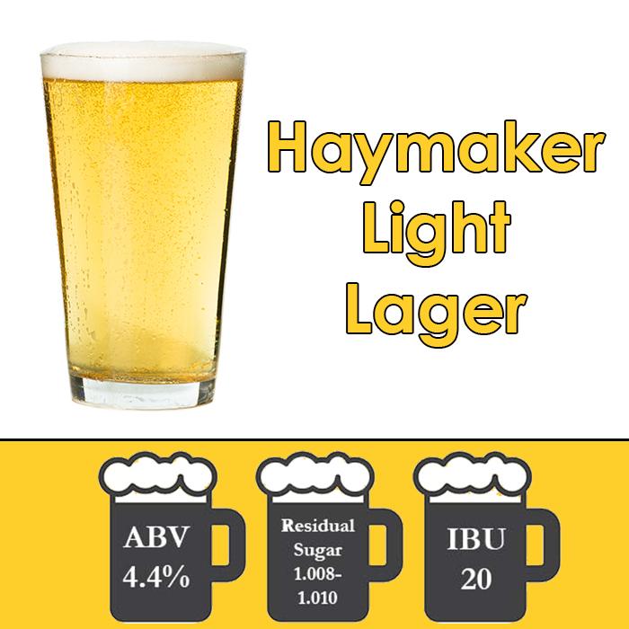 Beer-Recipe-Kit-Haymaker-Light-Lager