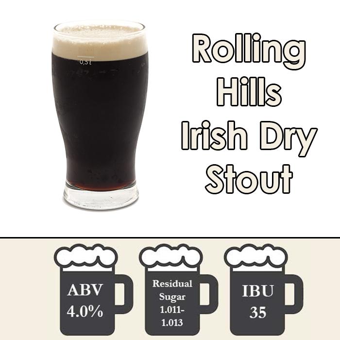 Beer-Recipe-Kit-Rolling-Hills-Irish-Stout