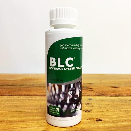 BLC, Keg Line Cleaner- 4 oz.