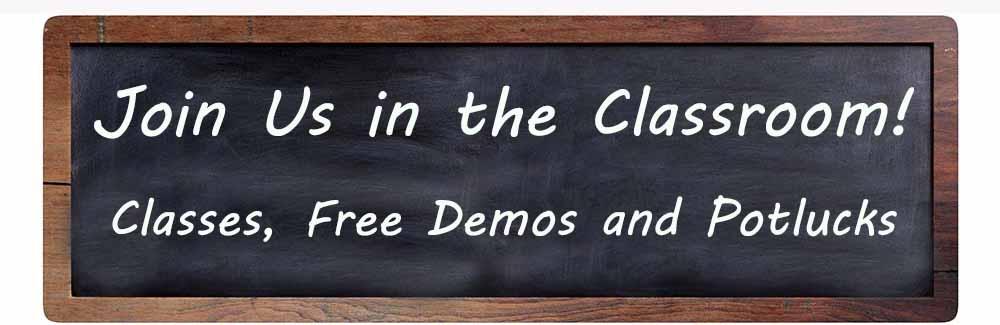 Chalkboard-Classes-Demos-Potlucks