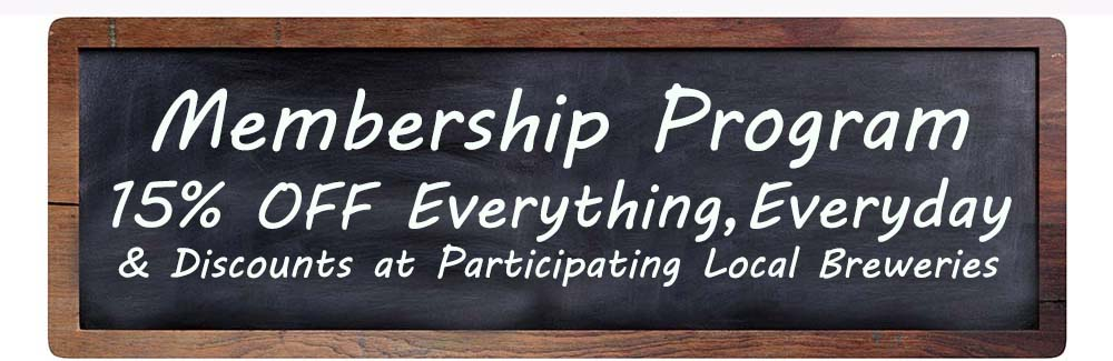 The Beverage People Fermenters Community Membership Program