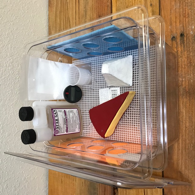 Cheese-Humidity-Box-Set