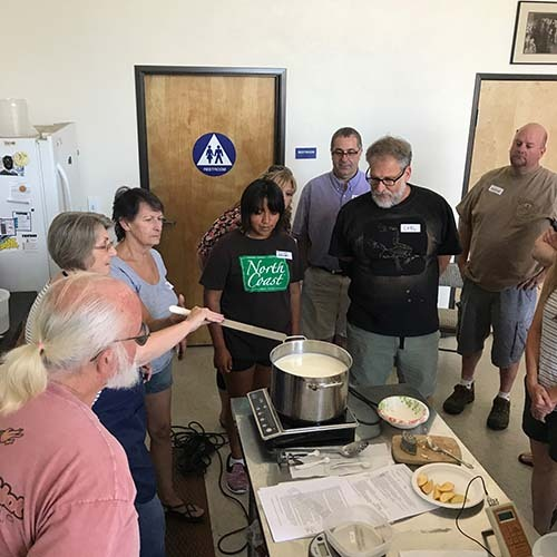 Beginning Cheesemaking Class - Saturday, May 25, 2019, 1 - 4 PM