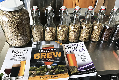 Introduction to All-Grain Brewing Class, Saturday, March 2, 2019. 9 AM - 1 PM