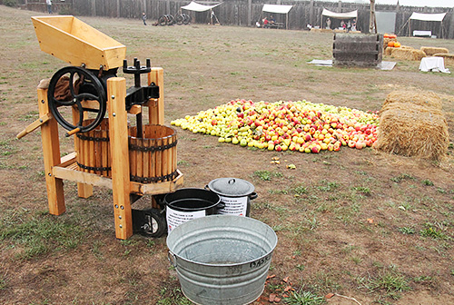 Cider Making Workshop - Saturday, June 2nd, 2018, 1-4 pm