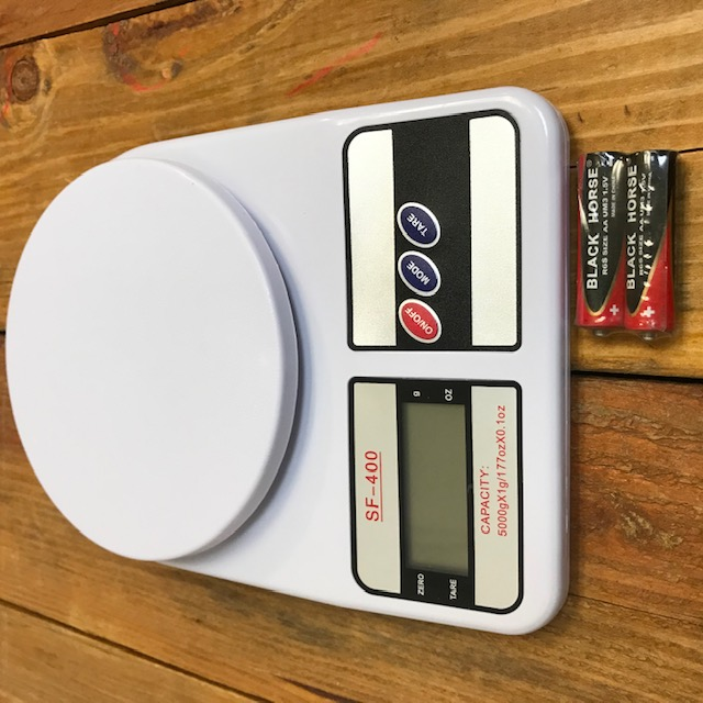 Economy Digital Scale - 1g up to 500g