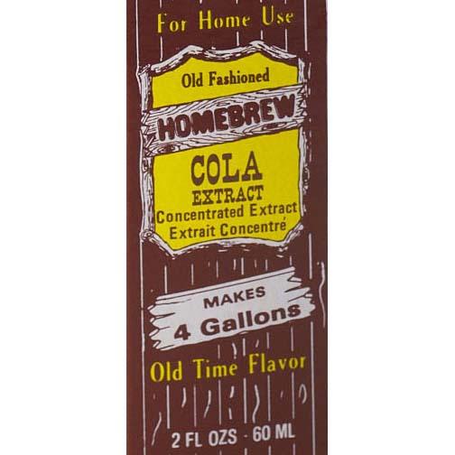 Homebrew Sodas - Cola