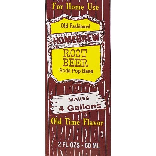Homebrew Sodas - Root Beer