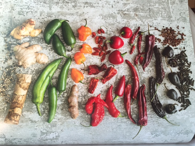 It's Alive! Fiery Ferments Class, Saturday, September 8, 2018. 1 - 3:30 pm