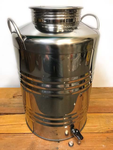 Fusti-Type-A-Superfustinox-50-liter-Oil-Tank