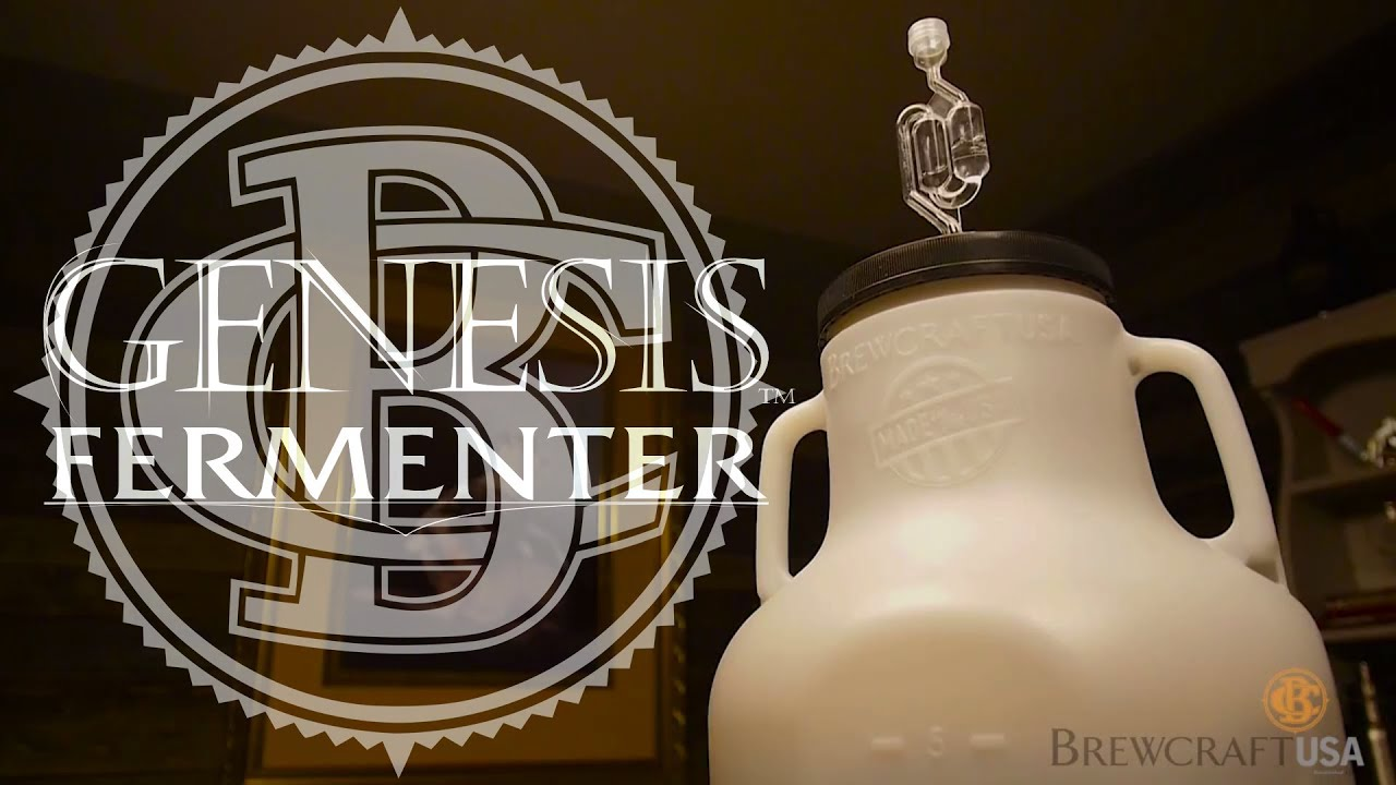 Genesis Fermentor - 6.5 Gallon