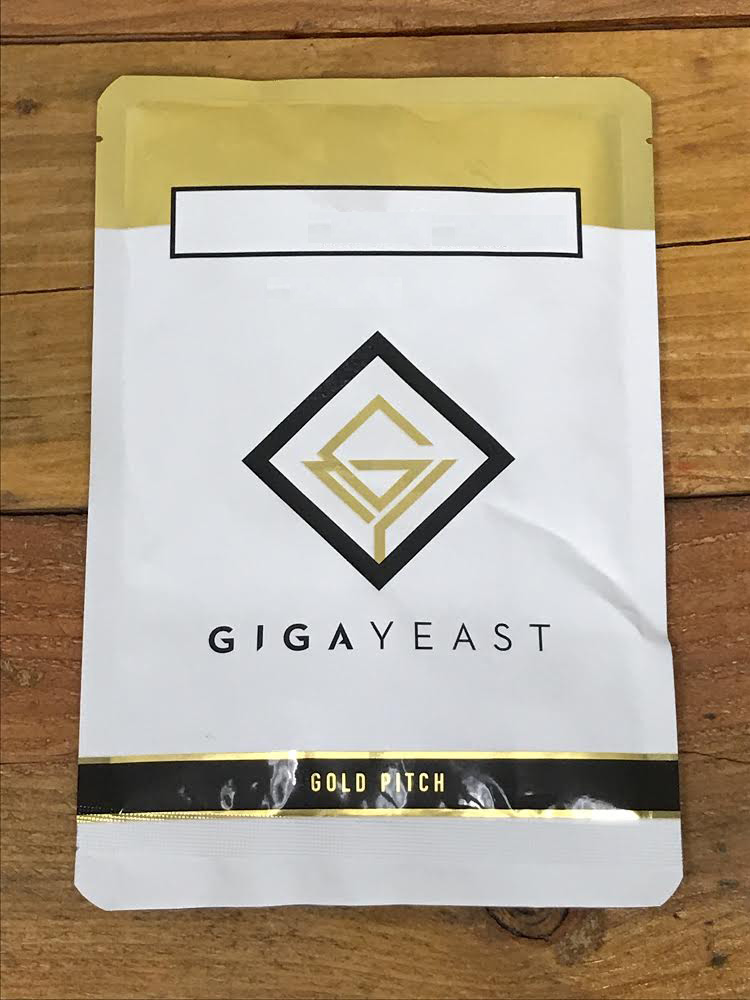 GY001 GigaYeast NorCal Ale #1