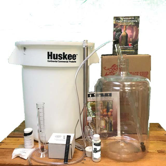 Harvest-Essentials-Red-Winemaking-Starter-Kit
