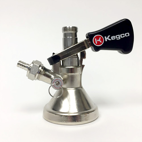 Coupler Tap for Key Keg - Ayinger - Budvar