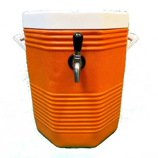 Keg-Dispenser-Cooler-with-Intertap-Faucet