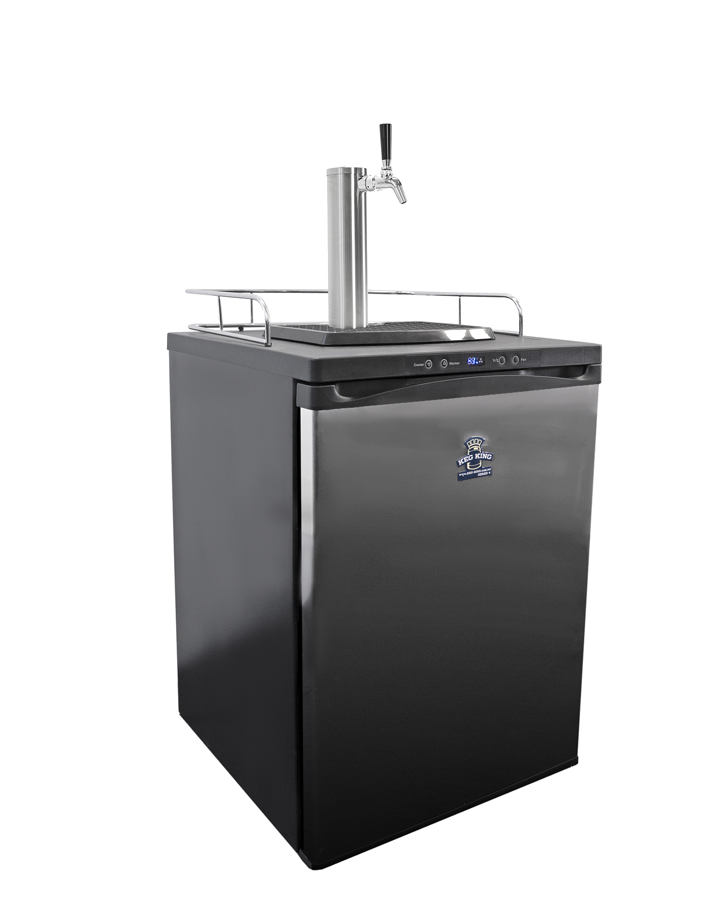 Keg King Single Tap Kegerator
